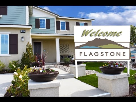 Flagstone in Sundance at Beaumont California