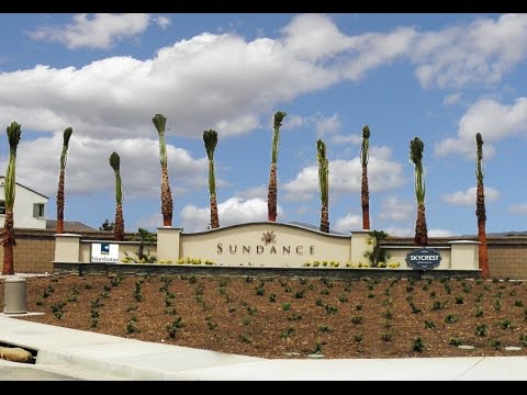 New Sundance Communities of Skycrest and Northstar in Beaumont Ca