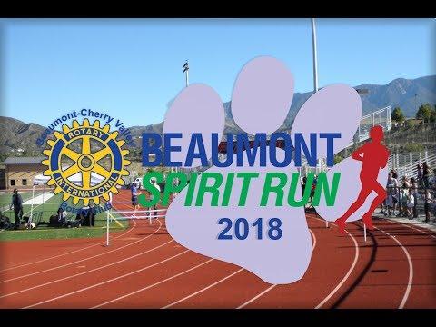Beaumont Spirit Run 2018