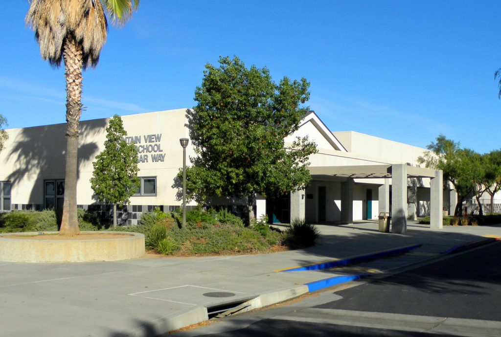 Mountain View Middle School Beaumont California