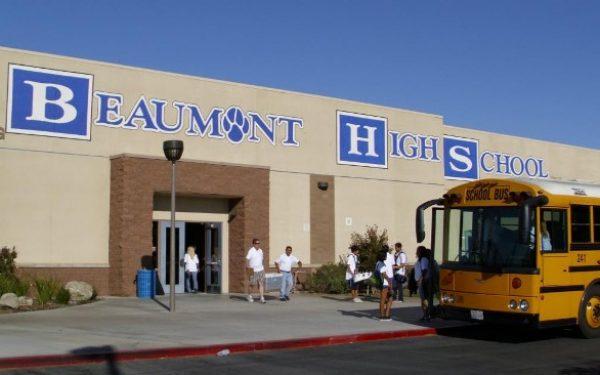 Beaumont High School Ca