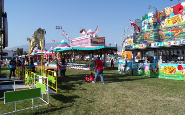 Cherry Festival Beaumont California