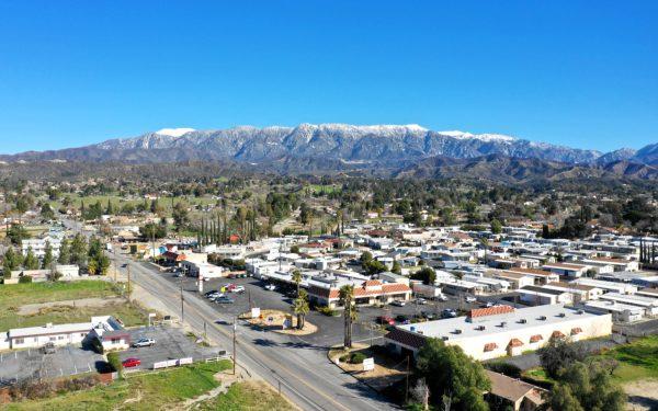 Cherry-Valley-California