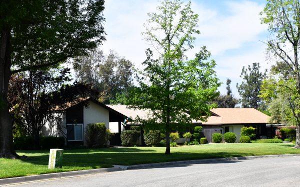 Country Village Home Yucaipa California
