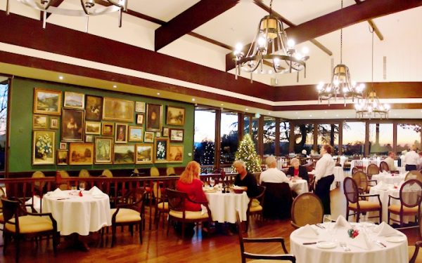 Grand Oak Steakhouse and Bar Cherry Valley Ca