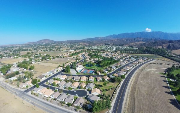 Highland Springs Country Club-Cherry-Valley-Ca_Aerial-View
