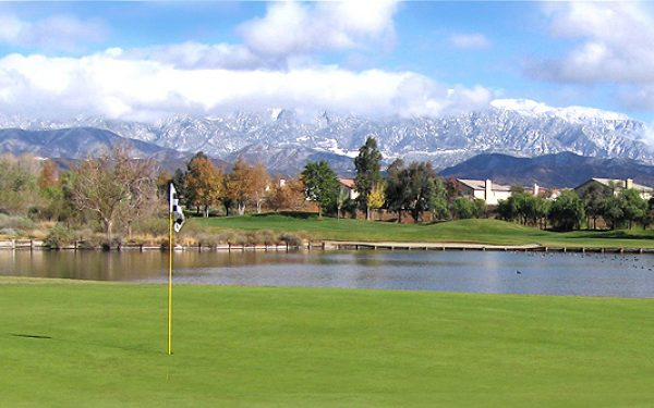 Oak Valley Golf Course Beaumont Cal