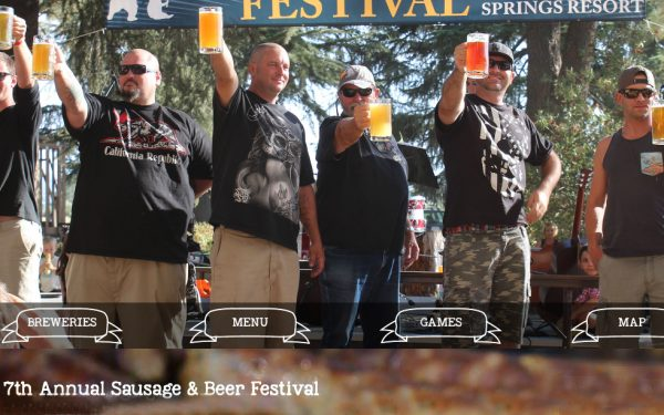 Sauage-Beer Festival-Beaumont Ca