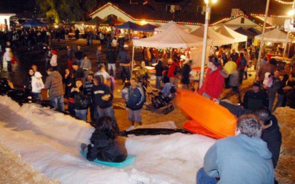 Winterfest Beaumont California